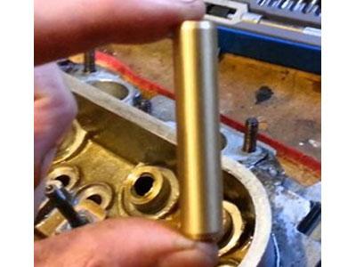 Izmjena vodilica ventila