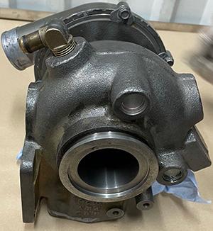 servisirani turbopunjač